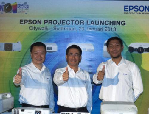 Epson Luncurkan 19 Proyektor Baru