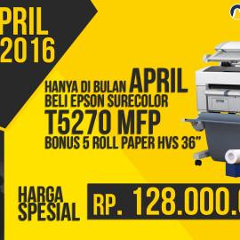 Promo Bulan April 2016